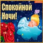 Спокойной ночи и самых приятных сновидений