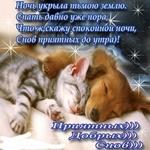 Спокойной ночи! Спи сладко а проснись с улыбкой
