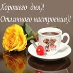 Хорошего дня друзья!