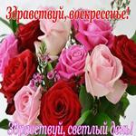Желаю хорошего Воскресенья!