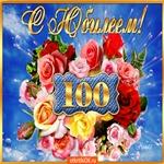 С замечательным юбилеем 100 лет