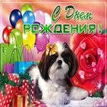 С днём рождения! Желаем Счастья и Радость!