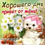 Доброго и хорошего вам дня!